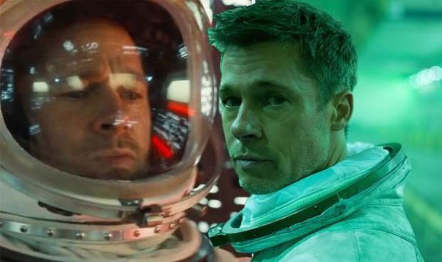 """""""Ad Astra"""": Hành trình đơn độc đến nghẹn ngào của Brad Pitt tới những vì sao - Ảnh 9."""