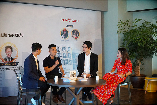 Tiến sĩ Stanford người Việt được Amazon mời về làm việc chỉ sau 5 phút phỏng vấn: Không dành 12 tiếng phát triển bản thân, các bạn trẻ nên xem lại - Ảnh 2.