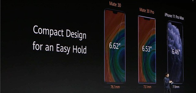 Căn bệnh mê số và mê... Apple, Samsung đến khó hiểu của Huawei - Ảnh 2.