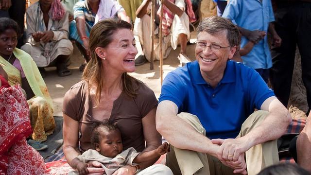 Bill Gates - tỉ phú duy nhất có thể soán ngôi giàu nhất của Jeff Bezos - Ảnh 1.
