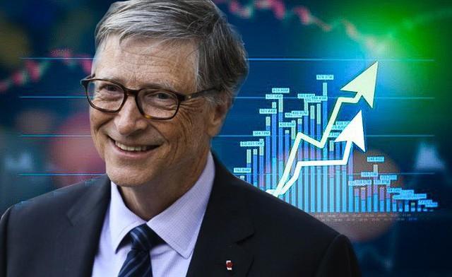 Bill Gates - tỉ phú duy nhất có thể soán ngôi giàu nhất của Jeff Bezos - Ảnh 2.