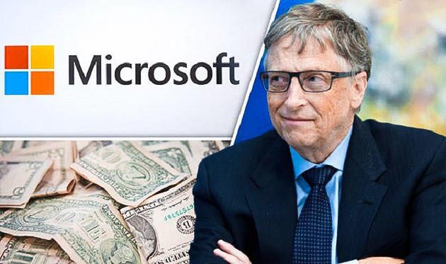 bill gates - photo 5 1569203548317599710948 - Bill Gates – tỉ phú duy nhất có thể soán ngôi giàu nhất của Jeff Bezos