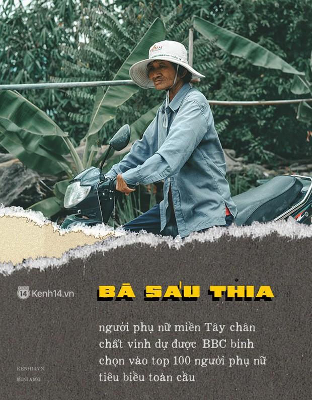 Bà Sáu Thia, người 17 năm dạy bơi miễn phí cho hàng ngàn trẻ em vùng sông nước - Ảnh 1.