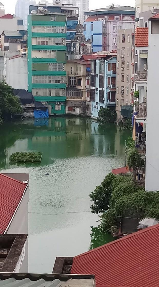 """4 địa điểm """"sống ảo"""" ở Hà Nội lên hình long lanh mà ngoài đời thì… hên xui, 2 nơi cuối còn nguy hiểm đến cả tài sản và tính mạng mà dân tình vẫn đổ xô tới - Ảnh 5."""