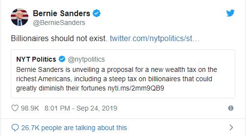 Các siêu tỷ phú như Jeff Bezos hay Bill Gates sẽ mất đến 8% giá trị tài sản trong 1 năm, 50% trong 15 năm, nếu dự luật thuế mới được áp dụng - Ảnh 1.