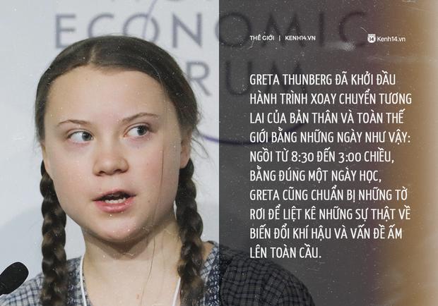 Chuyến hải trình băng Đại Tây Dương chở quyết tâm của Greta Thunberg: Chúng tôi sẽ không ngừng tranh đấu cho hành tinh này - Ảnh 1.