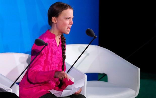 Greta Thumberg: Từ cô bé tự kỷ trở thành nhà hoạt động vì môi trường gây chấn động thế giới với một bài phát biểu - Ảnh 1.