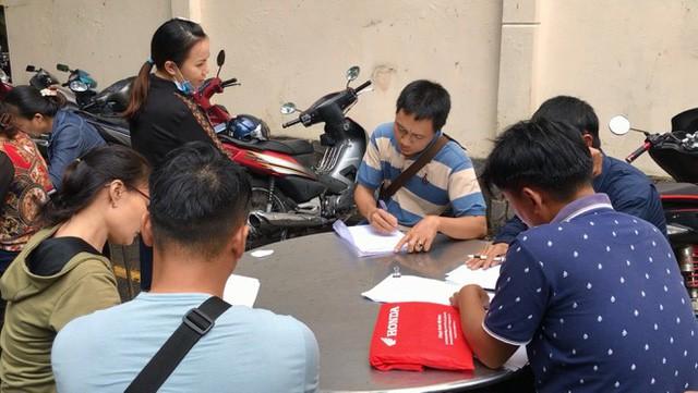 Sau 3 ngày, gần 1.000 khách hàng tới công an tố cáo công ty Alibaba lừa đảo - Ảnh 1.