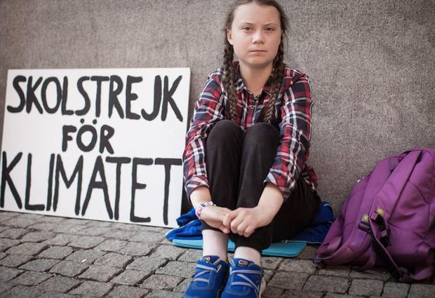 Greta Thumberg: Từ cô bé tự kỷ trở thành nhà hoạt động vì môi trường gây chấn động thế giới với một bài phát biểu - Ảnh 3.