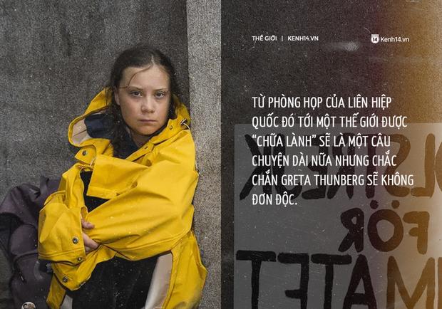 Chuyến hải trình băng Đại Tây Dương chở quyết tâm của Greta Thunberg: Chúng tôi sẽ không ngừng tranh đấu cho hành tinh này - Ảnh 4.