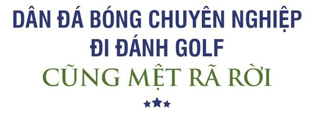 """Golfer chuyên nghiệp Việt Nam từ giã sự nghiệp để làm công chức nhà nước: """"Tôi không tiếc bởi điều bản thân đang đóng góp ý nghĩa gấp 1.000 lần"""" - Ảnh 4."""