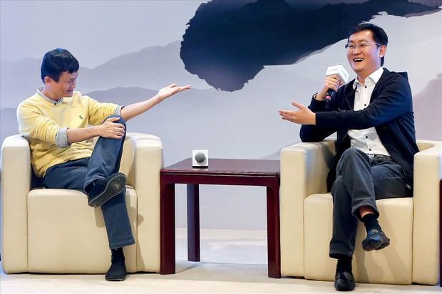 Top tỉ phú giàu có nhất Trung Quốc: Jack Ma ở đâu sau khi rời Alibaba? - Ảnh 4.
