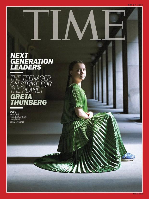 Greta Thumberg: Từ cô bé tự kỷ trở thành nhà hoạt động vì môi trường gây chấn động thế giới với một bài phát biểu - Ảnh 5.