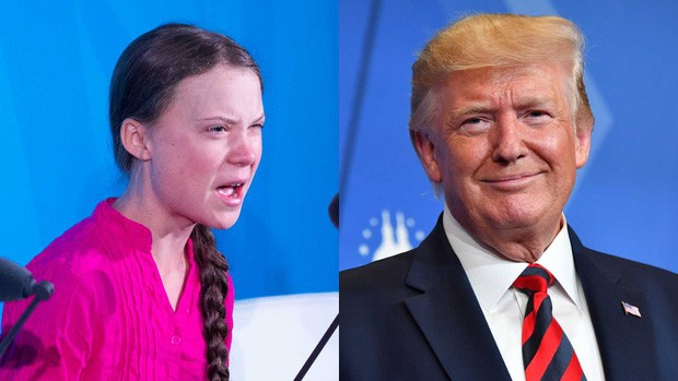 Tranh cãi bùng nổ vì chiến binh khí hậu Greta Thunberg: Người khen dũng cảm, kẻ chê xấc xược và chỉ biết nói suông - Ảnh 1.