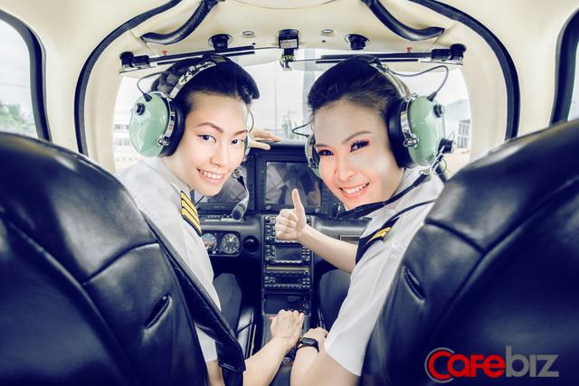 Cơ hội tốt khi học phi công tại Vinpearl Air: Ngành hàng không Việt Nam tăng trưởng gấp 3 lần thế giới nhưng thiếu nguồn nhân lực lớn - Ảnh 1.