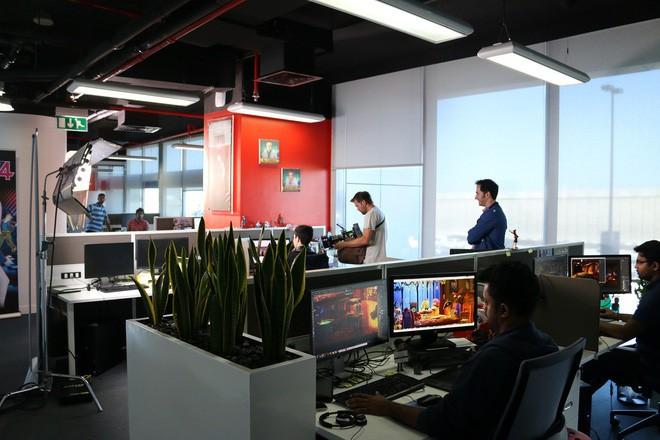 Ong Lớn Lang Game Ubisoft Bất Ngờ Mở Studio Phat Triển Game ở đa Nẵng Tuyển Dụng 100 Nhan Sự