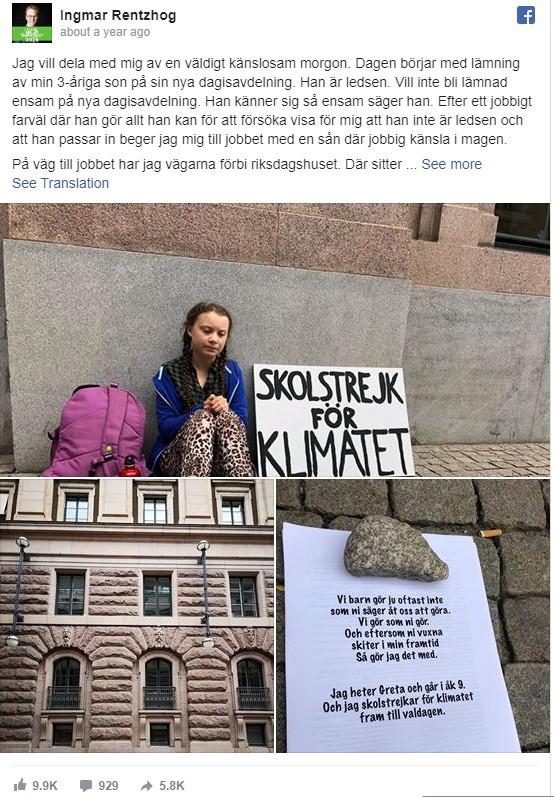 Sau báo Mỹ, đến lượt báo Úc nghi ngờ Greta Thunberg có đội ngũ PR chuyên nghiệp phía sau giúp tạo dựng tên tuổi và kiếm tiền trục lợi - Ảnh 7.