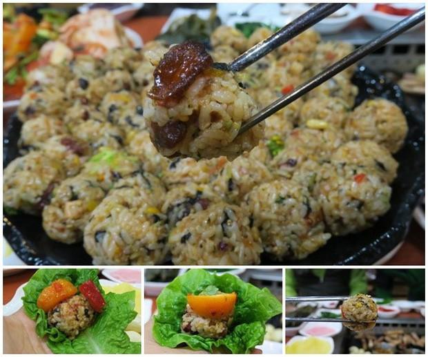 Người Hàn cầu kì thứ hai thì không ai dám nhất: Nướng một miếng thịt, bày 300 đĩa panchan ăn kèm - Ảnh 5.