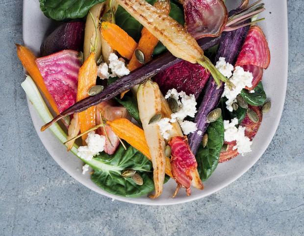 Chuyên gia dinh dưỡng Hàn Quốc: có thể ngăn lão hóa hiệu quả bằng phương pháp ăn thực phẩm theo màu sắc - Ảnh 4.