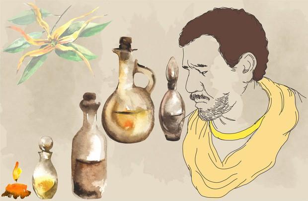 """ziryab - photo 1 15674748178891699202764 - Chuyện về """"ông tổ"""" phát minh ra lăn nách: Là nghệ sĩ mà nhiều người tưởng nô lệ, tạo ra cuộc """"cách mạng vệ sinh"""" cho toàn châu Âu"""