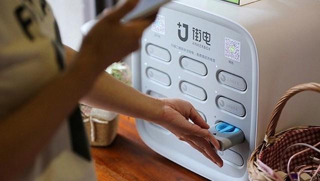 Trung Quốc: startup thuê sạc dự phòng gọi được tới 160 triệu USD tiền vốn, giá thuê chỉ 0,14 USD/lần sạc - Ảnh 1.
