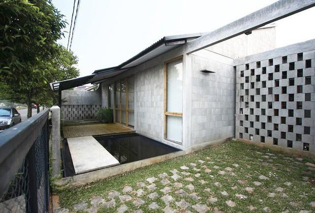 Nhà cấp 4 có nét đẹp thanh xuân từ cây cỏ phủ xanh bê tông thô cứng với chi phí 345 triệu - Ảnh 16.
