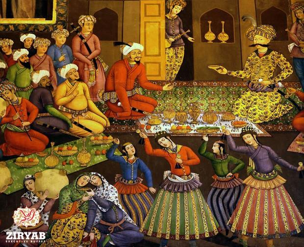 """ziryab - photo 2 1567474817891975642848 - Chuyện về """"ông tổ"""" phát minh ra lăn nách: Là nghệ sĩ mà nhiều người tưởng nô lệ, tạo ra cuộc """"cách mạng vệ sinh"""" cho toàn châu Âu"""