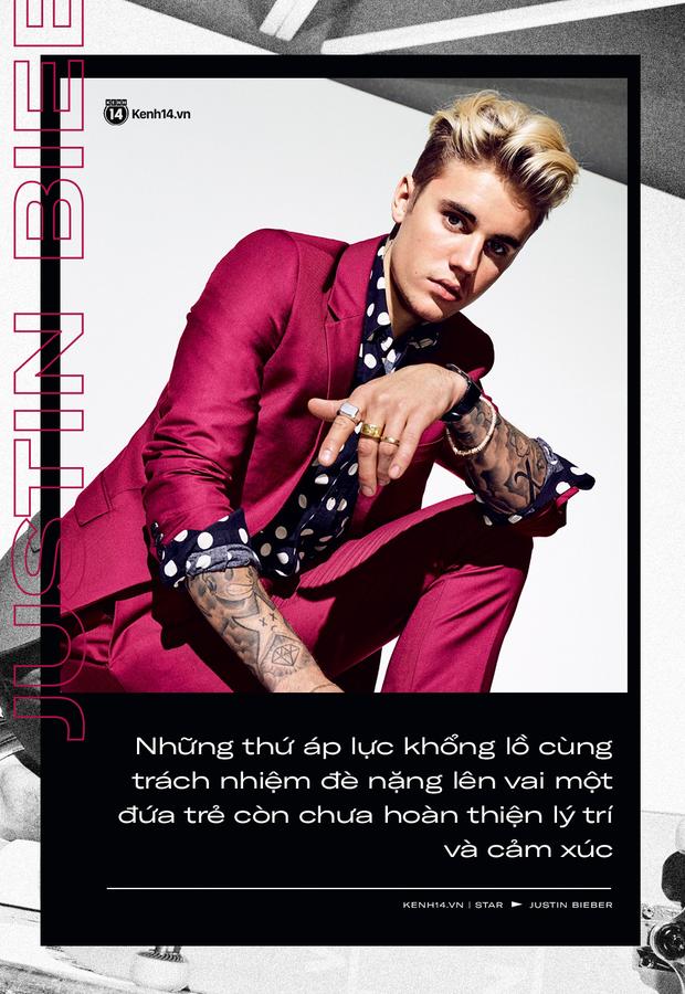 justin bieber - photo 2 15674930333161588754906 - Justin Bieber lần đầu trải lòng về những vấp ngã trong quá khứ: Từng muốn tự tử, nghiện ma tuý và hơn thế nữa