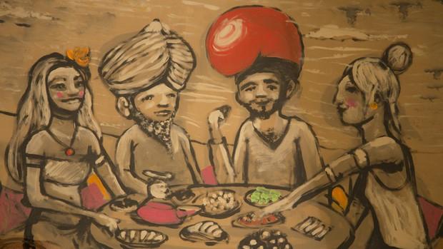"""ziryab - photo 3 15674748178921278603735 - Chuyện về """"ông tổ"""" phát minh ra lăn nách: Là nghệ sĩ mà nhiều người tưởng nô lệ, tạo ra cuộc """"cách mạng vệ sinh"""" cho toàn châu Âu"""