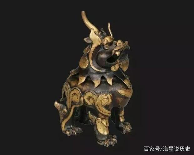 Cung điện Trung Hoa xưa thường dựng tượng quái thú trên mái nhà, ý nghĩa là gì? - Ảnh 4.