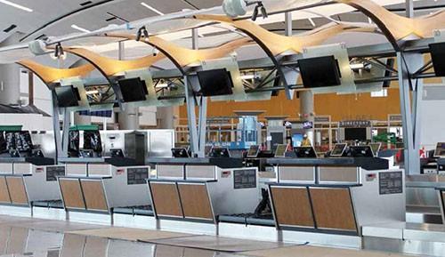 Bên trong sân bay Mỹ cạnh tranh trực tiếp với siêu sân bay mới của Trung Quốc - Ảnh 10.