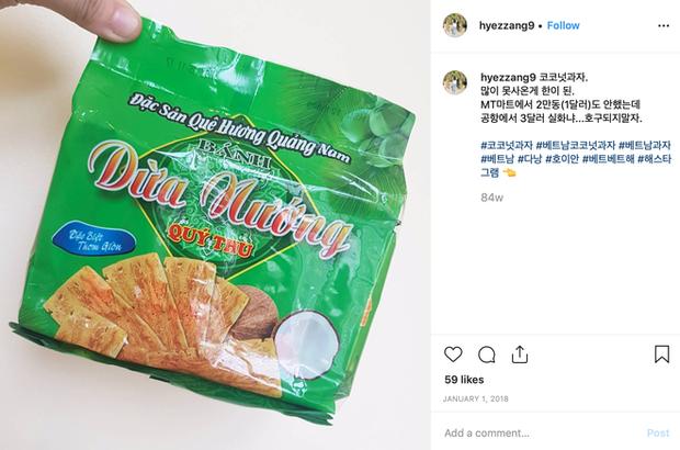 """Thêm một món quà vặt bình dân từ Việt Nam khiến giới trẻ Hàn Quốc """"phát cuồng"""", thi nhau check in và viết bài review - Ảnh 4."""