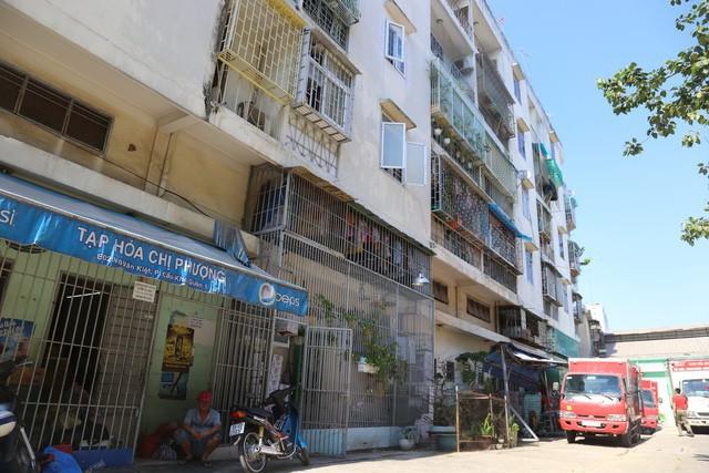 Điểm tên những chung cư cũ tại Tp.HCM xuống cấp nghiêm trọng, có nguy cơ sập bất kỳ lúc nào - Ảnh 1.