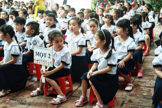5 siêu nhân nhí trong ca sinh năm đầu tiên ở Việt Nam lém lỉnh ngày khai giảng: Xin chào lớp 1! - Ảnh 17.