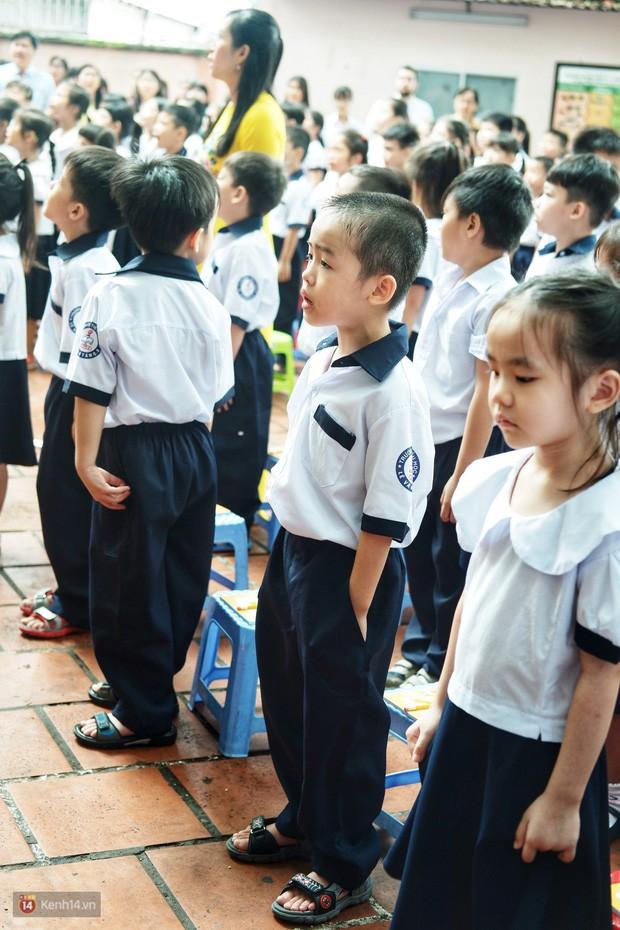 5 siêu nhân nhí trong ca sinh năm đầu tiên ở Việt Nam lém lỉnh ngày khai giảng: Xin chào lớp 1! - Ảnh 22.