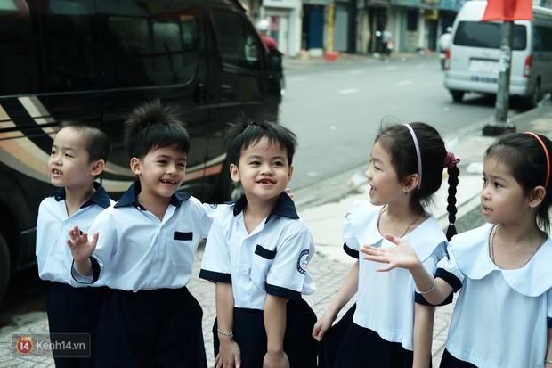 5 siêu nhân nhí trong ca sinh năm đầu tiên ở Việt Nam lém lỉnh ngày khai giảng: Xin chào lớp 1! - Ảnh 23.