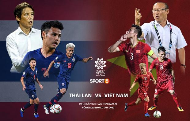Khi người Thái phát bực vì thua hoài tuyển Việt Nam và bị HLV Park Hang-seo mỉa mai - Ảnh 5.