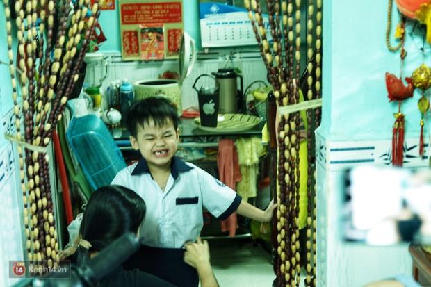 5 siêu nhân nhí trong ca sinh năm đầu tiên ở Việt Nam lém lỉnh ngày khai giảng: Xin chào lớp 1! - Ảnh 6.