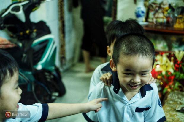 5 siêu nhân nhí trong ca sinh năm đầu tiên ở Việt Nam lém lỉnh ngày khai giảng: Xin chào lớp 1! - Ảnh 7.
