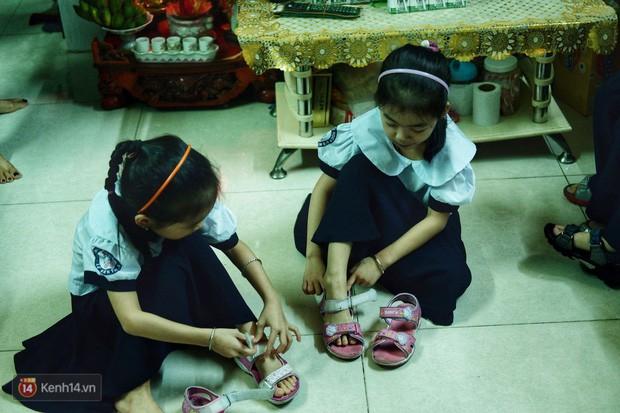 5 siêu nhân nhí trong ca sinh năm đầu tiên ở Việt Nam lém lỉnh ngày khai giảng: Xin chào lớp 1! - Ảnh 8.