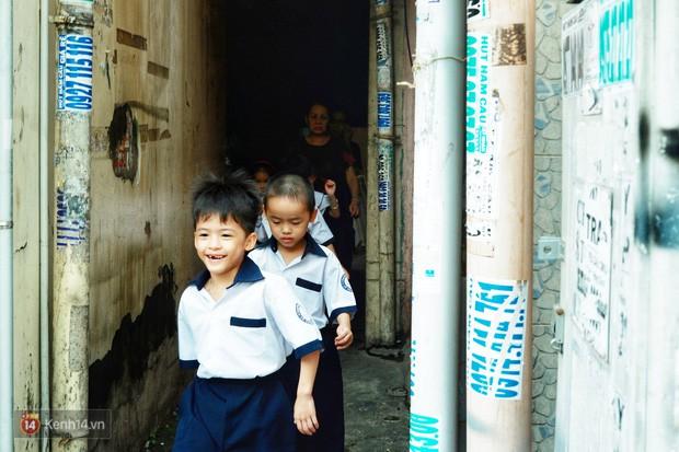 5 siêu nhân nhí trong ca sinh năm đầu tiên ở Việt Nam lém lỉnh ngày khai giảng: Xin chào lớp 1! - Ảnh 9.