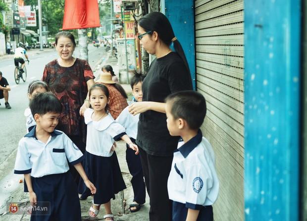 5 siêu nhân nhí trong ca sinh năm đầu tiên ở Việt Nam lém lỉnh ngày khai giảng: Xin chào lớp 1! - Ảnh 10.