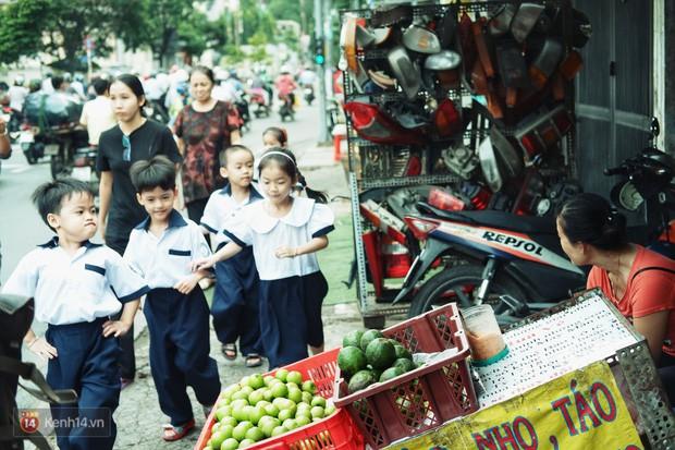 5 siêu nhân nhí trong ca sinh năm đầu tiên ở Việt Nam lém lỉnh ngày khai giảng: Xin chào lớp 1! - Ảnh 11.