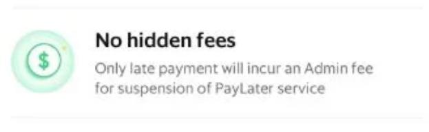 Grab tung chức năng mới Tiêu trước, trả sau, cho phép khách hàng chi tiêu thoải mái đến cuối tháng mới phải trả tiền - Ảnh 2.