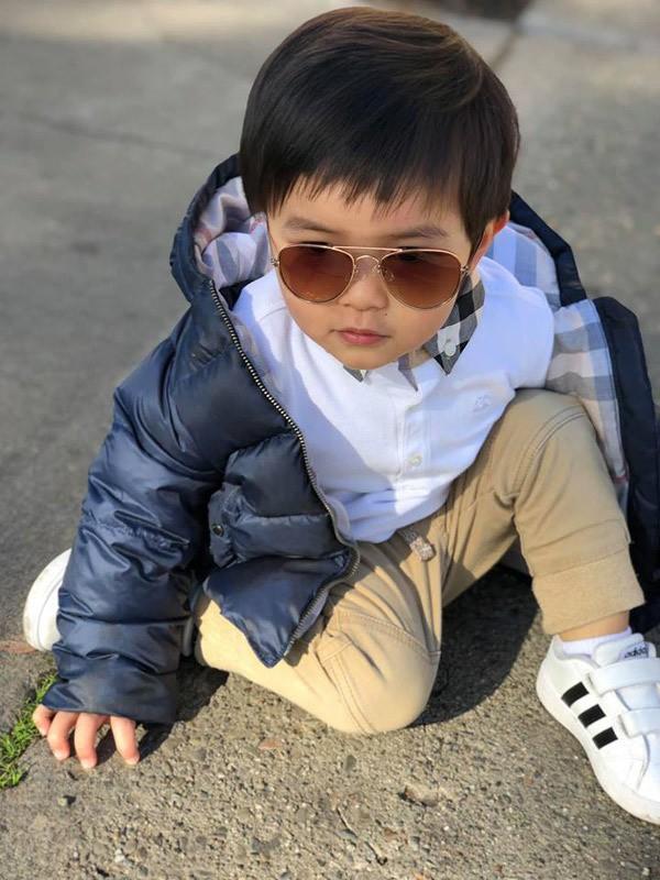 Con trai 2 tuổi của Đan Trường kiếm hơn 20 triệu một tháng gây 'choáng' - Ảnh 2.