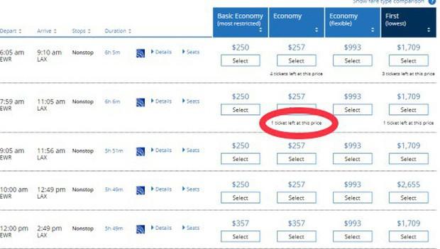 Nếu bạn chưa biết thì đây chính là thủ thuật bán vé máy bay của các hãng hàng không khiến hành khách nhầm to khi đặt online - Ảnh 1.