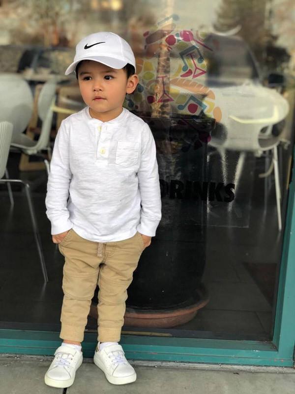 Con trai 2 tuổi của Đan Trường kiếm hơn 20 triệu một tháng gây 'choáng' - Ảnh 3.