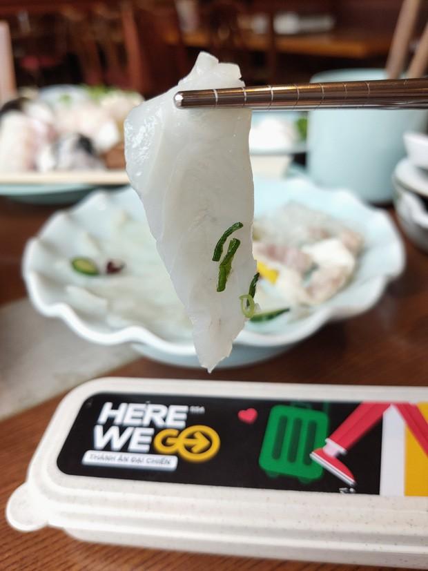 Ăn tinh trùng cá nhưng sai cách, anh chàng hot boy Việt Nam xấu hổ muốn độn thổ trên đất Nhật - Ảnh 4.