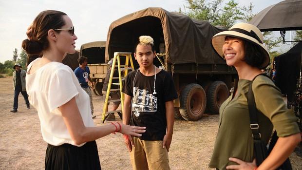 Maddox Jolie-Pitt: Đứa trẻ mồ côi đổi đời nhờ Angelina nhận nuôi, đối đầu bố để bảo vệ mẹ và quyết định bất ngờ ở xứ Hàn - Ảnh 5.