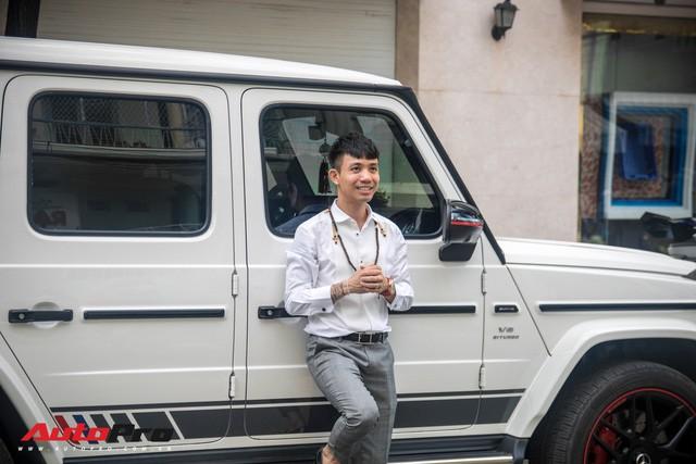 Minh Nhựa ngồi đầu xe Lamborghini Urus dẫn dầu dàn xe hơn 100 tỷ đồng phục vụ đám cưới cô con gái - Ảnh 7.